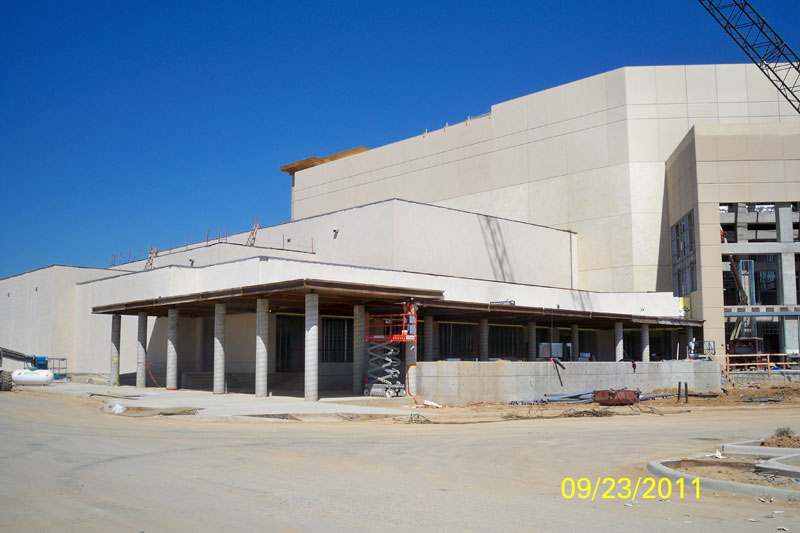 Mansfield Performing Arts Center